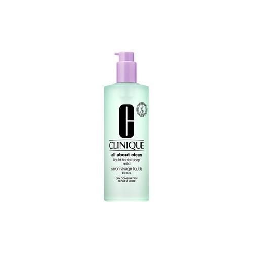 Clinique 3-Phasen Systempflege 3-Phasen-Systempflege Liquid Facial Soap Mild Skin 400 ml