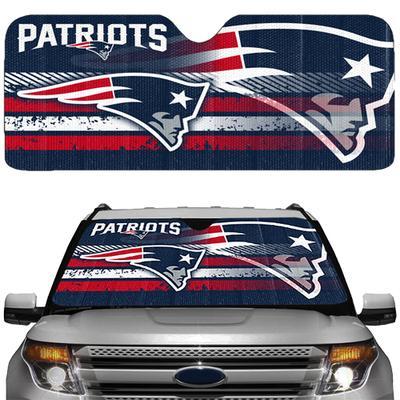 New England Patriots Universal Auto Sun Shade