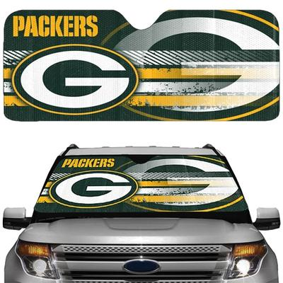 Green Bay Packers Universal Auto Sun Shade