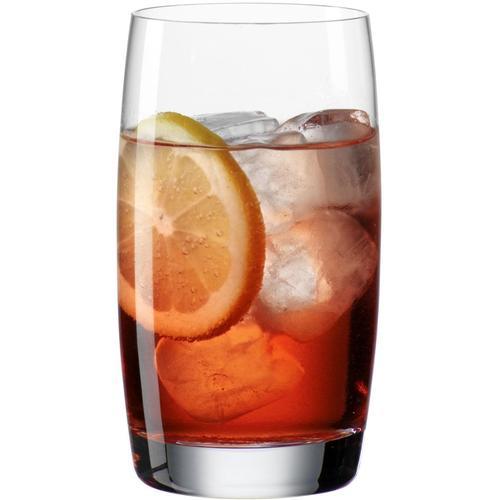 BOHEMIA SELECTION Glas CLARA, (Set, 6 tlg.) farblos Kristallgläser Gläser Glaswaren Haushaltswaren