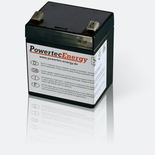 Batteriesatz für MicroDowell MS 800