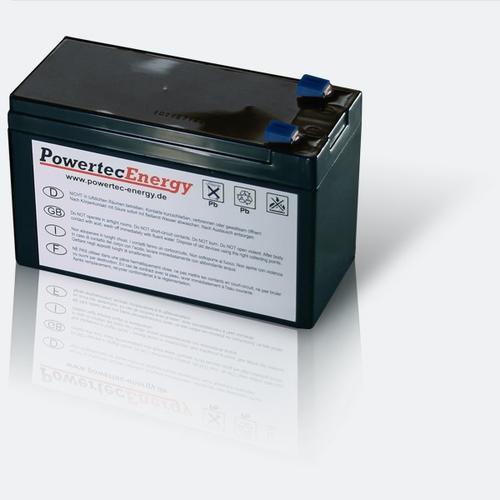 Batteriesatz für AIPTEK PowerWalker VI 650 LCD