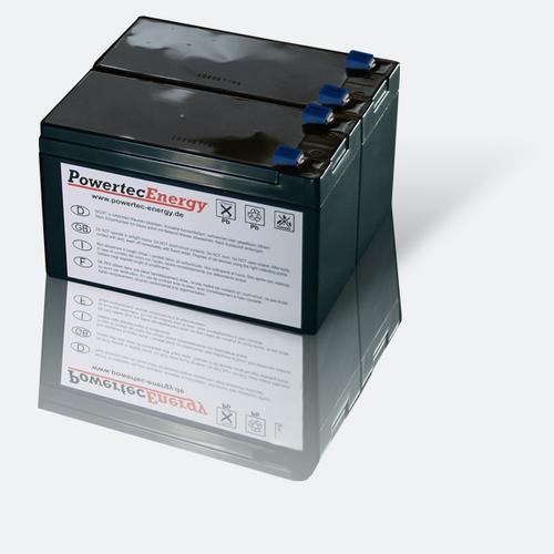 Batteriesatz für MicroDowell B-Box BP 100
