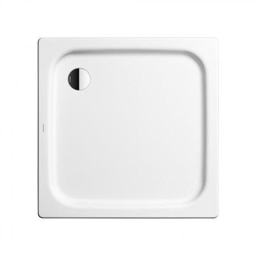 Kaldewei DuschPlan Rechteck-Duschwanne L: 90 B: 90 H: 6,5 cm weiß 440300010001