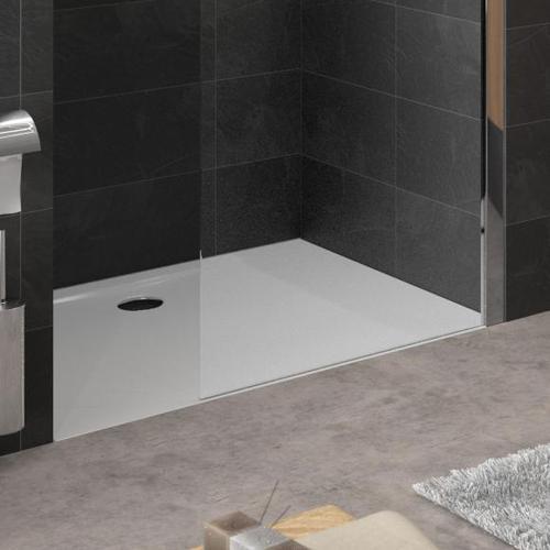 Ideal Standard Ultra Flat Rechteck Duschwanne L: 120 B: 100 H: 2,5 cm weiß K518401