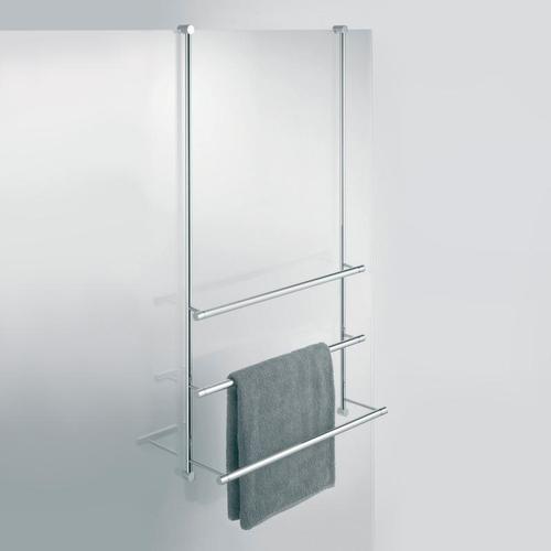 Giese Server Badetuchhalter für Glasduschen B: 650 H: 1000 mm Breite: 650 mm 30854-02