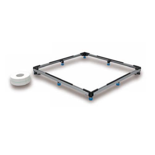 Kaldewei FR 5300 Plus Duschwannen-Fuß-Rahmen bis L: 180 B: 150 cm 530000200000