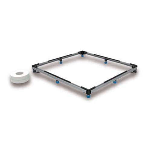 Kaldewei FR 5300 Plus Duschwannen-Fuß-Rahmen bis L: 90 B: 90 cm 530000180000