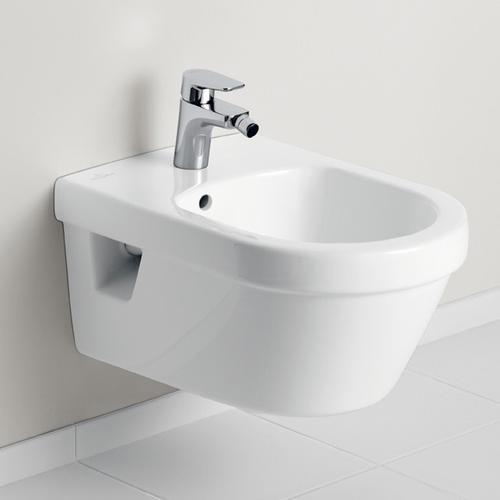 Villeroy & Boch Architectura Wand-Bidet L: 53 B: 36,5 cm weiß 54840001