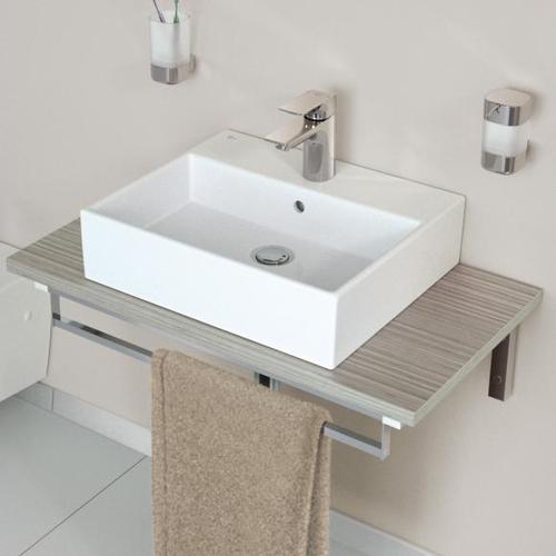 Ideal Standard Strada Waschtisch B: 60 T: 42 cm weiß, mit Ideal Plus, mit 1 Hahnloch K0778MA