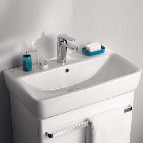 Geberit Renova Compact Waschtisch B: 55 T: 37 cm weiß 226155000