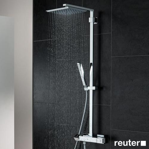 Grohe Euphoria Cube XXL System 230 Duschsystem mit Thermostatbatterie für die Wandmontage 26087000