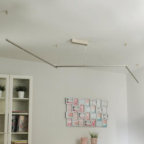 5.000 Lumen - flexibles LED-Deckensystem Elta