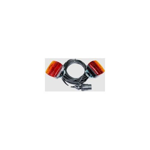 Magnet Rückleuchten-Set für Anhänger fertig verkabelt