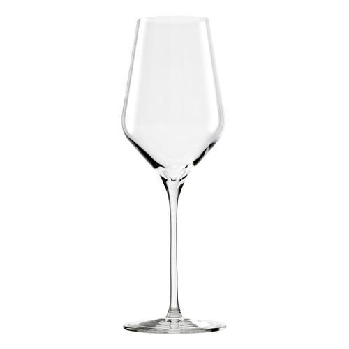 Stölzle Weißweinglas QUATROPHIL, (Set, 6 tlg.), 6-teilig farblos Kristallgläser Gläser Glaswaren Haushaltswaren