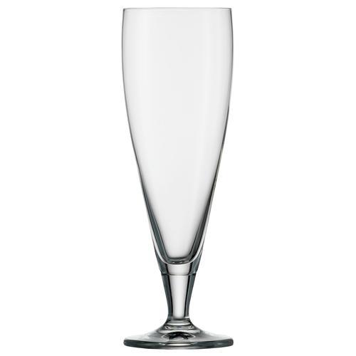 Stölzle Bierglas CLASSIC long life, (Set, 6 tlg.), 6-teilig farblos Kristallgläser Gläser Glaswaren Haushaltswaren