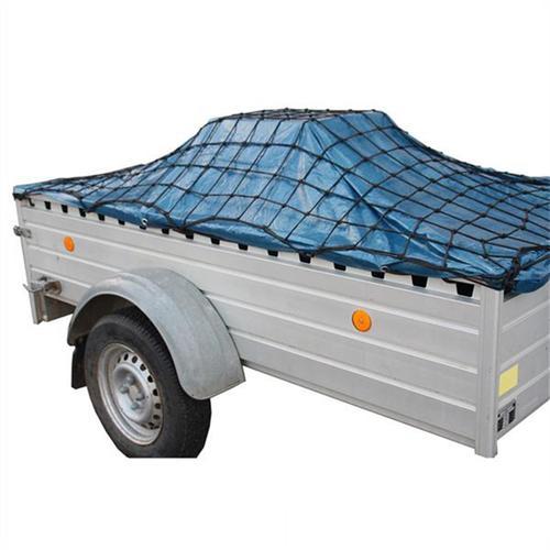 Anhänger- Und Gepäcknetz Schutznetz Ladungssicherung Sicherungsnetz 125x210cm Ean 4007928251640 Art.-nr. 25164