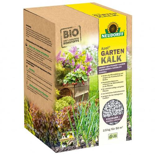 Azet® Garten Kalk+, 2,5 kg