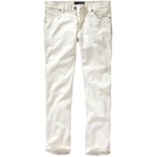 Mey & Edlich Herren Offwhite-Jeans weiß 102, 106, 110, 24, 25, 26, 27, 46, 48, 50, 52, 54, 56, 58, 98