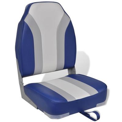 vidaXL Chaise pliable de bateau Haut dossier