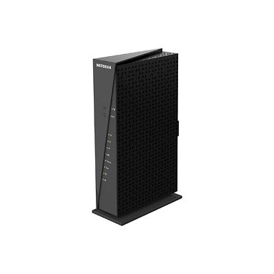 NETGEAR AC1750 Dual-Band Wireless-AC Router with DOCSIS 3.0 Cable Modem - C6300-100NAS