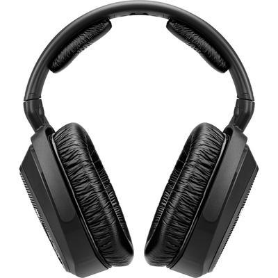 Sennheiser Over-the-Ear Accessory Headphones for RS-175 Headphone Systems - Black - HDR 175
