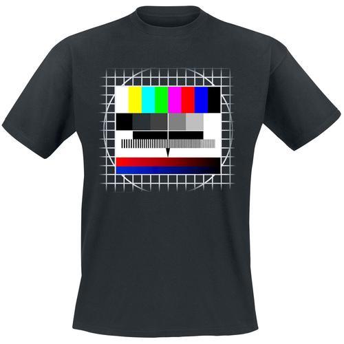 Testbild Herren-T-Shirt - schwarz