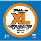 D'Addario EXL110-3D Regular Ligh...
