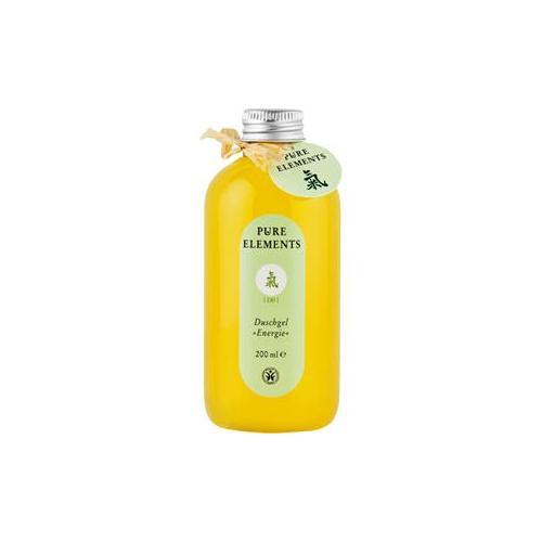 Pure Elements Pflege Chi Energie Duschgel 200 ml