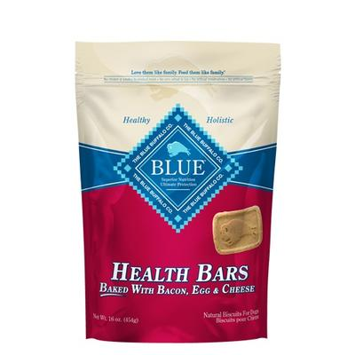 Blue Buffalo Dogs - BLUE Health Bars - Natural Biscuits for Dogs,