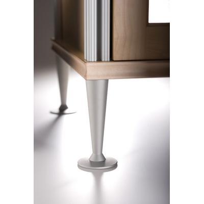 Salamander Designs SA/SFA/4 Stiletto Feet Aluminum Set of 4