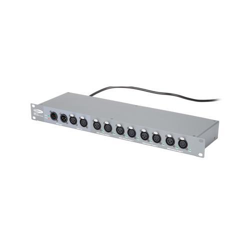 Showtec DB-1-4 DMX Booster / Splitter