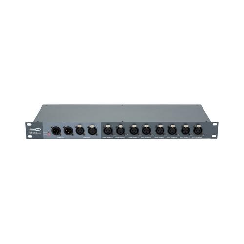 Showtec DB-1-8 DMX Booster / Splitter