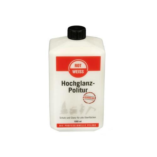 Hochglanzpolitur Flasche (1 L) | Rotweiss