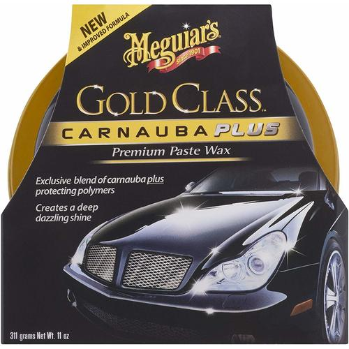 Gold Class Carnauba Plus Premium Wax (311 G) | Meguiars