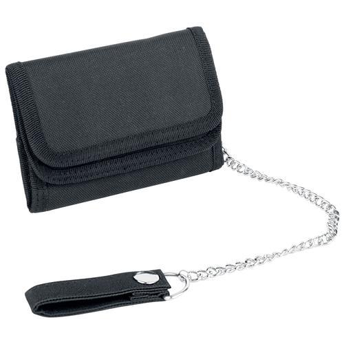 Forplay Wallet Keychain Geldbörse - schwarz