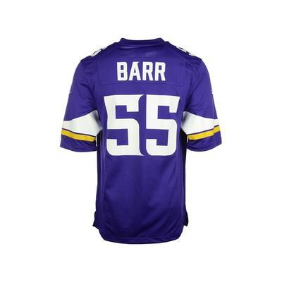 Nike Minnesota Vikings Anthony Barr Nike NFL Men's Game Jersey 091204870636