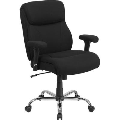 Flash Furniture Go-2031f-gg Hercules Series 400 Lb. Capacity Big & Tal
