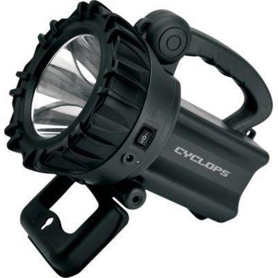 Cyclops 10-Watt Cree XML Super-Bright Rechargeable Spotlight (10WATT SPOTLIGHT)