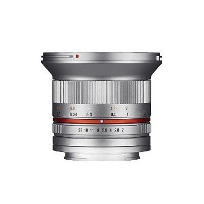 12mm F2.0 Objektiv für Anschluss...
