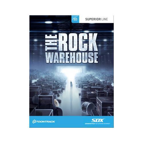 Toontrack SDX The Rock Warehouse
