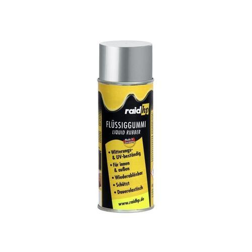 Felgen-Flüssiggummi Silber Matt (400 Ml) | Raid