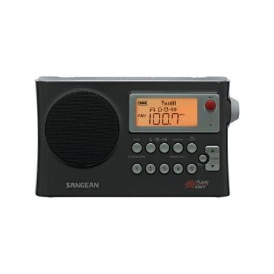PR-D4W AM/FM Weather Alert Portable Radio
