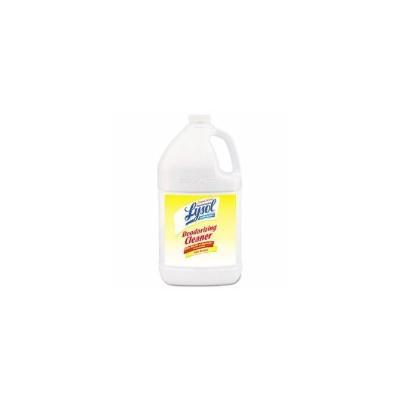 Lysol Disinfectant Deodorizing Cleaner, Lemon Scent, 4 Gallons (REC 76334)