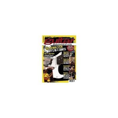 Guitar - DVD-School of Rock (+ B...