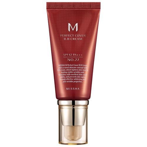 Missha Missha M Perfect Cover BB Cream LSF42/PA+++ BB- & CC- Cream 50.0 ml Silber
