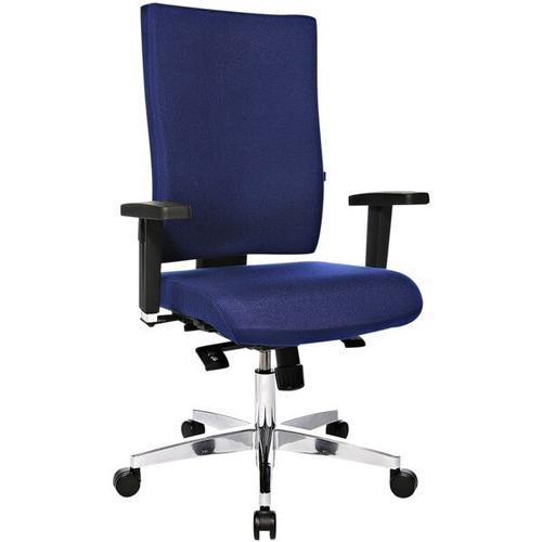 Bürostuhl »Premium« mit Armlehnen blau, OTTO Office Premium