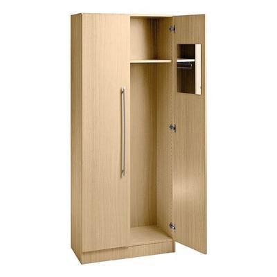 Kleiderschrank »X-Line« beige, H...