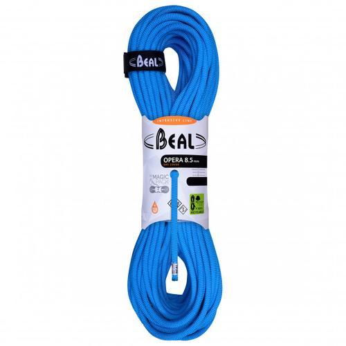 Beal - Opera 8,5 mm - Einfachseil Länge 80 m blau