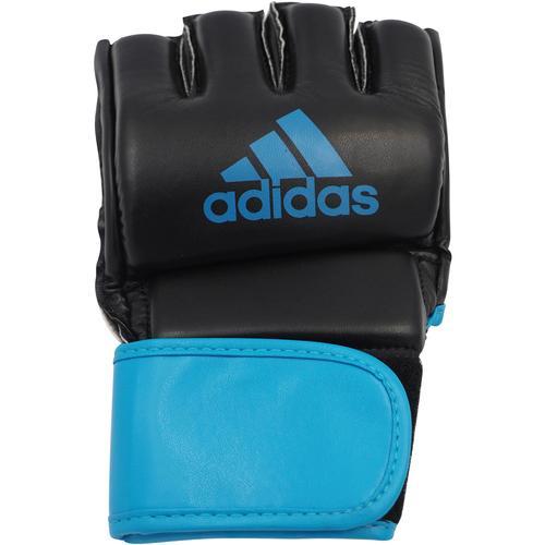 adidas MMA GRAPPLING Training Boxhandschuhe in schwarz/blau, Größe M